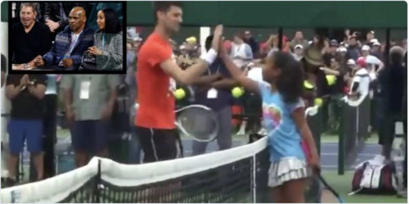 VIDEO: Novak Djokovic