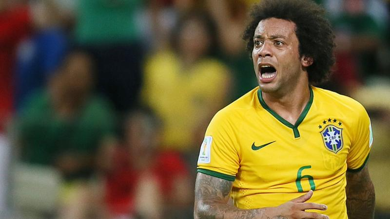 VIDEO: Brasil supera a Japón 3-1 con golazo de Marcelo incluído