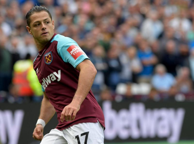 VIDEO: Chicharito anota el gol de la honra con el West Ham