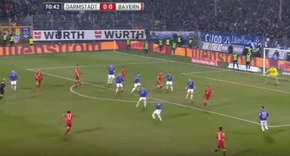 VIDEO: Impresionante golazo de Douglas Costa