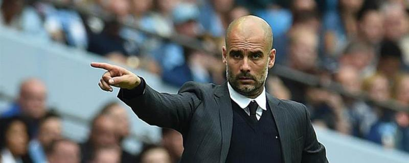 Pep Guardiola sale en defensa del Barcelona