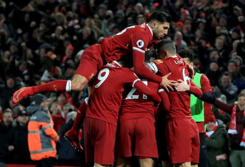 VIDEO: Revive el impresionante 4-3 del Liverpool sobre el Manchester City