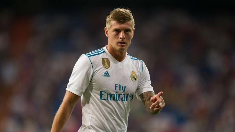 Manchester United quiere arrebatarle a Tony Kroos al Real Madrid