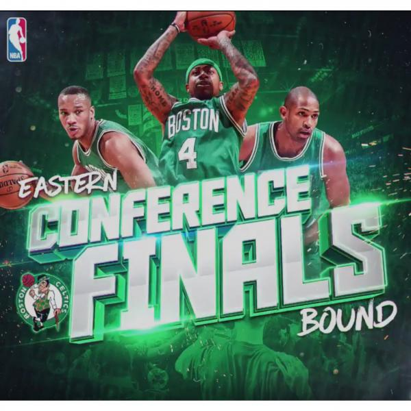 Boston Celtics son finalistas de la NBA