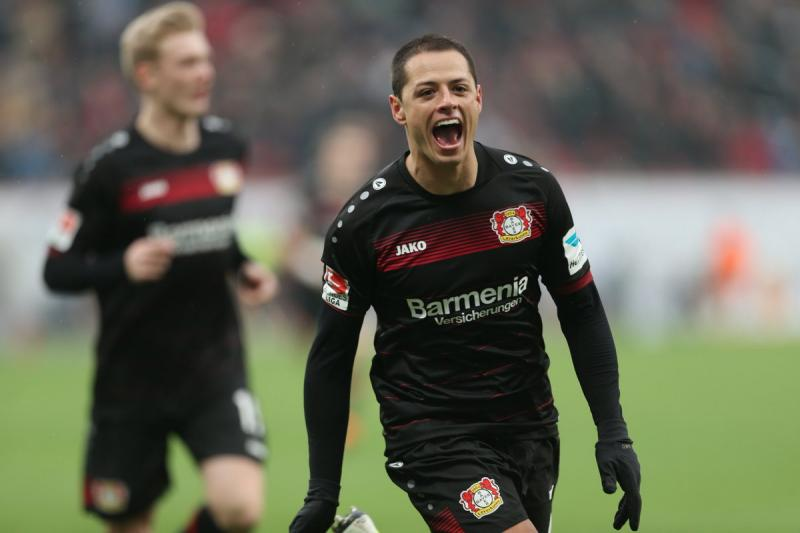 VIDEO: ¡Chicharito inspirado!, de